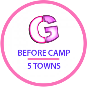 Before Camp – 5 Towns